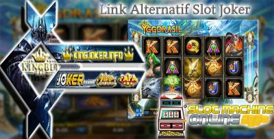 Link Alternatif Slot Online Joker123 Terpercaya